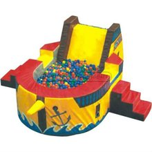 Early childhood Play,Warship Ball Pit,Soft Play,Cheer