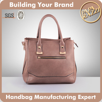 4045 latest fashion wholesale ladies' handbag in cheap price custom PU purses and bags