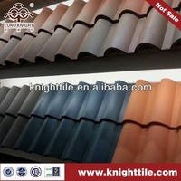 terracotta spanish large S roofing tile manufacturer