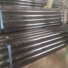 100 tons storage precision cold drawn seamless steel tubes in JINYUN factory