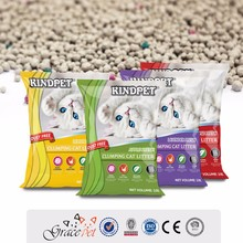 Quick clumping China royal cat litter sand