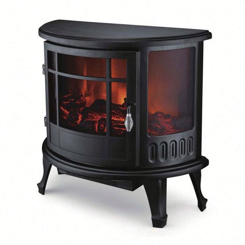 OEM available High efficiency realistic fake Logs happy home portable stove
