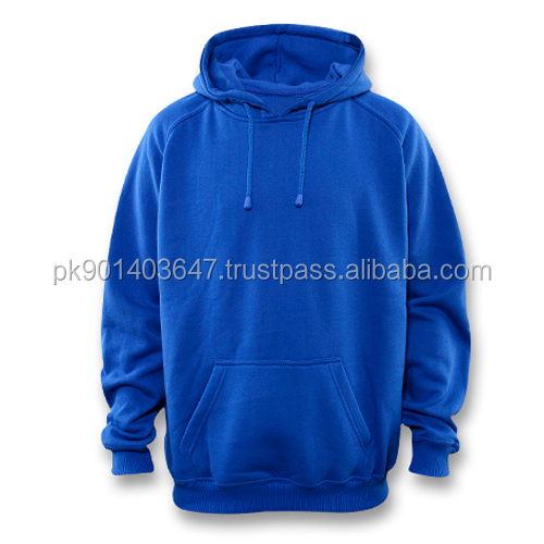 Front Pocket Hooded Sweatshirt