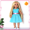 blue doll clothing, 18 inch doll clothing, girl doll cloting