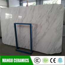 Carrara white nature marble slab, marble tile