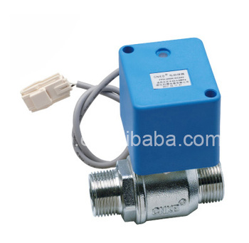 CNKB FPD-20DK water pressure range 0.02-0.8Mpa used in water dispenser electric ball valve