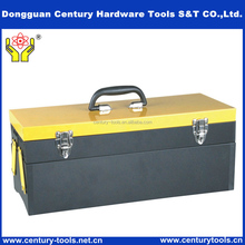 19 inch Foldable Iron Toolbox with Multi-trays Durable toolbox refrigerator