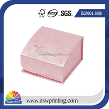 High quality custom knitted cap box with lids