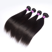 Hot selling 8A 9A grade unprocessed raw virgin brazilian human hair