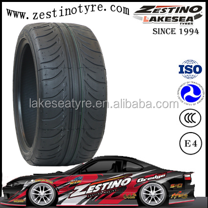 semi-slick tyre review for drifting 255/55ZR18 265/35ZR18