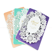 Laser Cut Wedding Cards,Paper Elegant Wedding Invitations Card