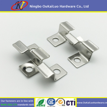 Stainless Steel WPC Decking Clips for Composite Decking