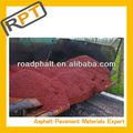 cold colored mixture Asphalt to road construction
