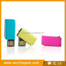 4gb 8gb 16gb free logo metal mini pormo usb pen drivers