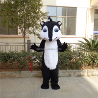 2016 new designed party event rental adult furry mascots costumes