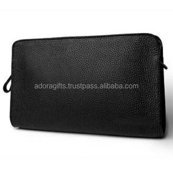 Luxury Cosmetic Bags / high fashionable fancy makeup case for ladies / large cosmetic case