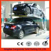 auto car elevator/two post car parking lift with best price