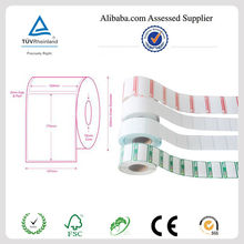 2014 High quality thermal office paper mill for zebra, CAS with cheap price