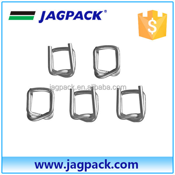 Good quality Polyester Straps Wire Buckles for Pallet Bundling