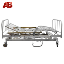 all steel tube epoxy powder coated 5 functions economy electric hospital bed