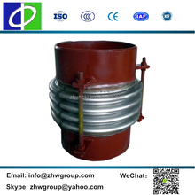 Stainless steel 304 expansion corrugated joint thick wall bellows