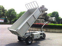 Powered Tipper Dumper Lorry HG-202