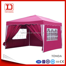 2015 Cheap folding used wedding party tent case for lg marquee