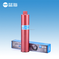 25-200mm*450MM Diamond Tip Hollow Core Drill Bit For Cutting Stone Granite Marble Reinforced Concrete