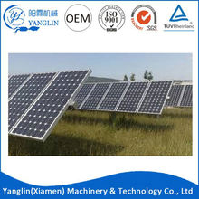 Solar Panel Mounting And Wind Solar Hybrid Power System