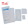 disposable sterile surgical adhesive non woven wound care dressing with abrobant pad