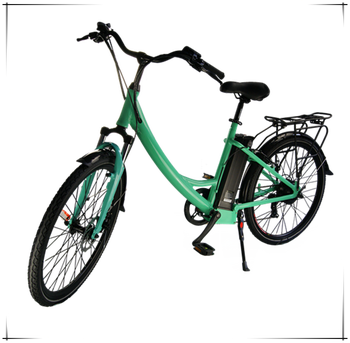 China factory hot selling electric motorized bicycle , electric chopper bike