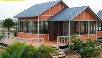 luxury villa sandwich panel price flat pack container house low cost house