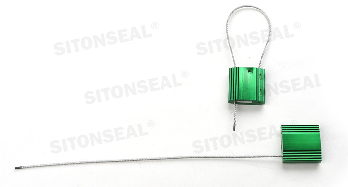 Security Cable Insert Seal Lock ST-2152
