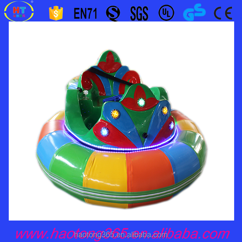 Best selling Beautiful In Colors Remote Control Inflatable Bumper Car For Hot Sale