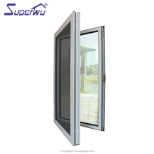 energy rating window glass price thermal broken aluminium tilt out window