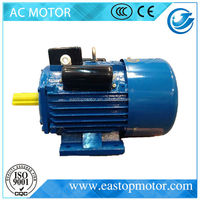CE Approved YC oil cooled electric motor for air compressor with Cast-iron housing