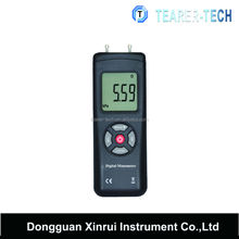 low pressure high accuracy digital manometer
