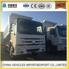 Chinese Heavy SINOTRUK HOWO 6x4 Dump Truck with best quality/size tipper trucks/mercedes tipper