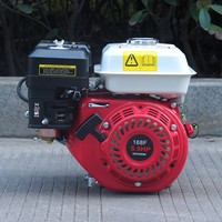 GX200 6.5HP Gasoline engine used for 2kw 2.5kw gasoline generator