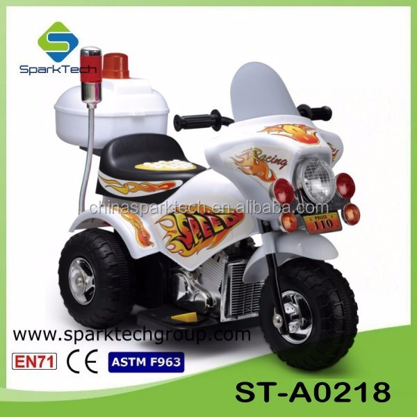 Cheap Factory 6V Kids Mini Electric Motorcycle Kids Motorcycle with Stereo Music