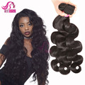 Factory price Peruvian Hair Weave 100 Virgin Human Hair Extension Wholesale Unprocessed Body Wave Virgin Brazilian Hair