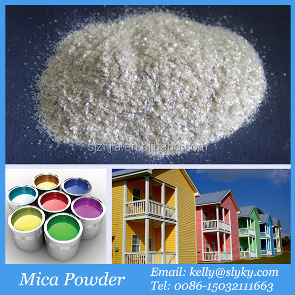 Wet Ground Mica Powder for Paint,Muscovite Mica Price
