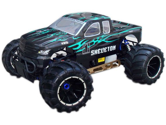 1/5th 4X4 Gasoline Off-Road Truck