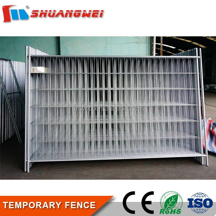 Outdoor hot dip galvanized horse and livestock fencing panel