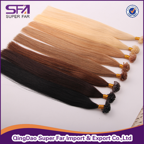 20 Inch U Tip Hair Extensionyuanwenjun