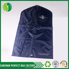 High Quality cheap nonwoven suit cover fabric garment bag from alibaba china