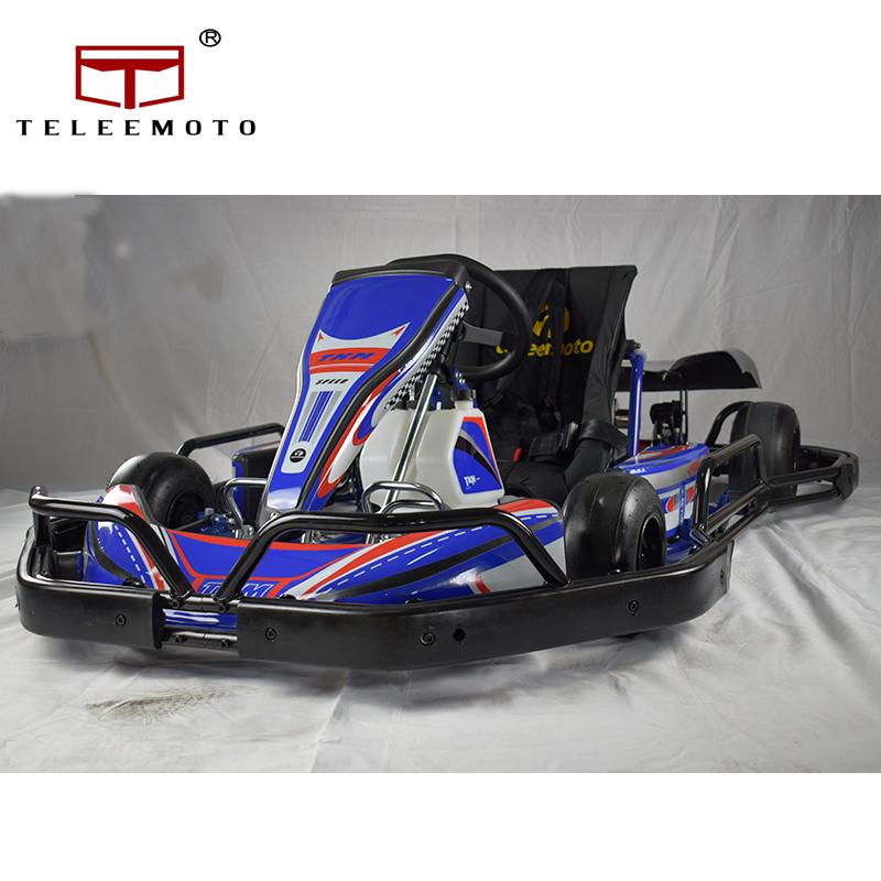 Kids 110cc Racing Go Kart With Electric Start - Buy Kids Racing Go ...
