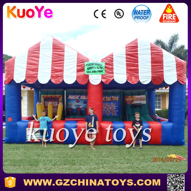 inflatable carnival games booth inflatable carnival tents carnival midway game