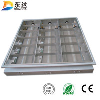 t8 fluorescent ceiling light fixture