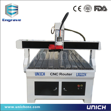 High precision fast speed cnc router machine/cnc metal router 4 axis